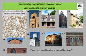 Architectural Scavenger Hunt