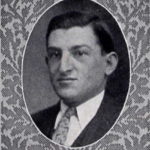 Boston University Yearbook Image - Benjamin Salata